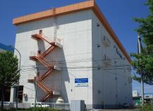 本社第二倉庫 外観写真を紹介