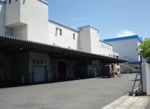 本社第三倉庫 外観写真を紹介
