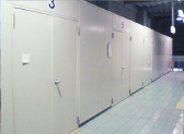 本社第三トランクルーム写真を紹介