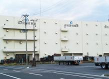 仙台港倉庫 外観写真を紹介