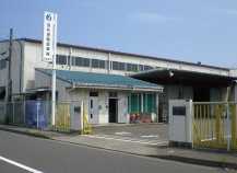 東倉庫 外観写真を紹介