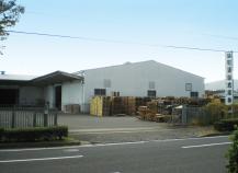 扇町第二倉庫 外観写真を紹介
