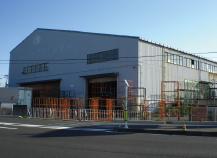 名取倉庫 外観写真を紹介