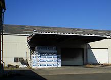 空港南倉庫 外観写真を紹介